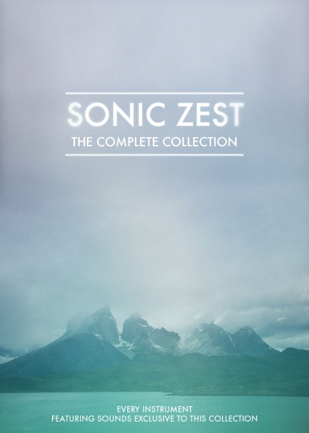 complete - Sonic Zest Complete Collection
