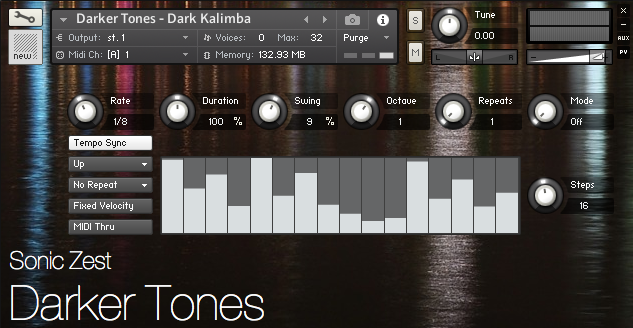 Darker Tones [Kalimbas, Mbiras & Chimes] - Sonic Zest: Sample Libraries and  Virtual Instruments for Kontakt