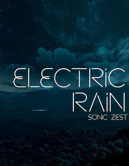 electric rain cover - Sonic Zest Kontakt Instruments