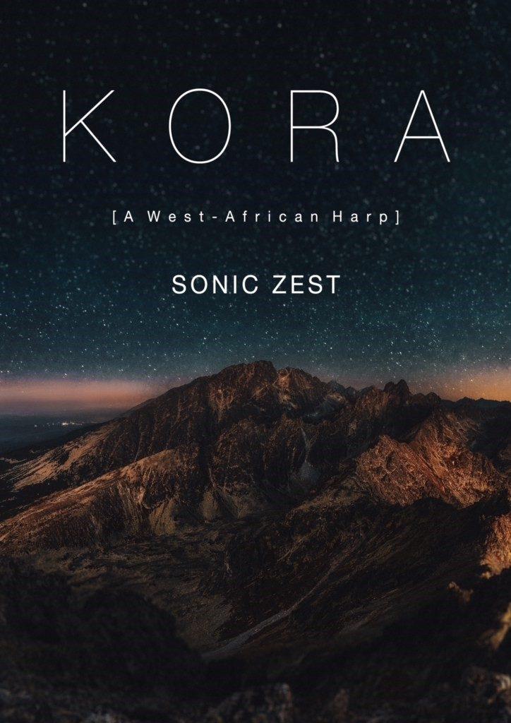 kora bg 724x1024 - Kora [ A West-African Harp ]