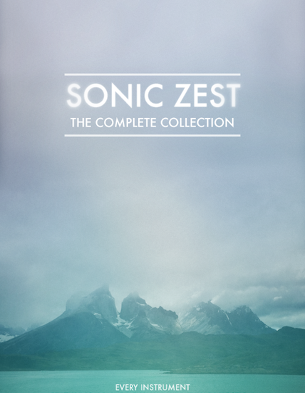 sz complete collection cover - Sonic Zest - Top 19 Best Kontakt Samples Libraries 2021