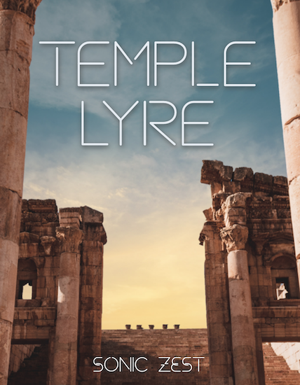 temple lyre - Sonic Zest - Top 19 Best Kontakt Samples Libraries 2021