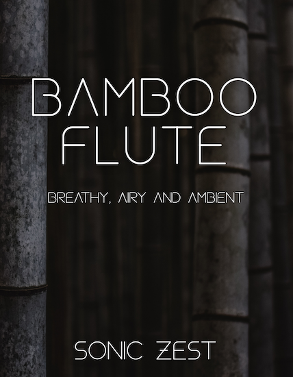 bamboo flute - Sonic Zest - Top 19 Best Kontakt Samples Libraries 2021