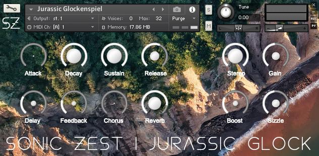 jurassicglock gui 1 - Jurassic Glock
